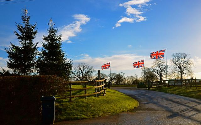 Red Lion Farm, Haughton