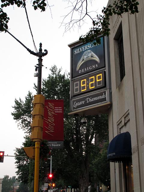 How Hot? July 21 at 8:10pm