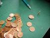 O&S - coin balanced