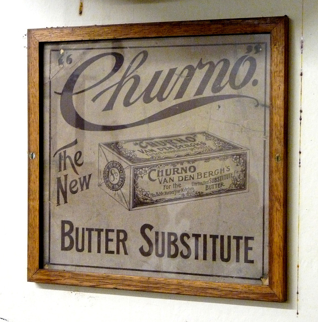 'Churno- The New Butter Substitute'!