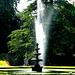 Bicton Gardens- Fountain