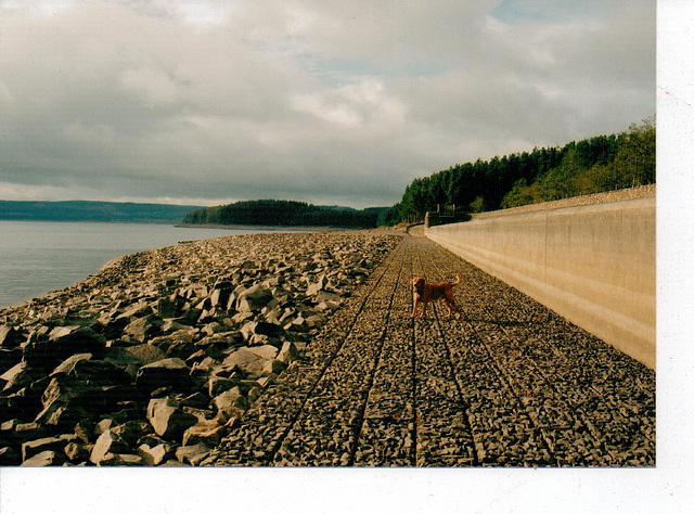HHD - Kielder Water spillway