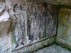 Durresi- Byzantine Mosaics in the Roman Amphitheatre