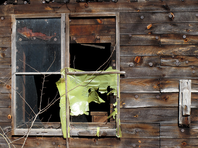 Barn Window 3