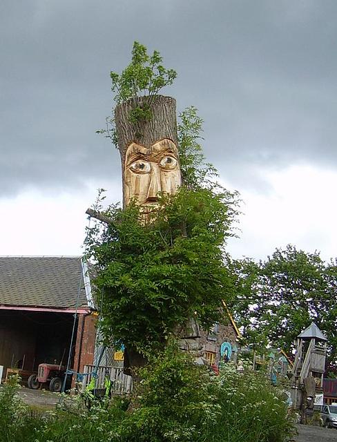 O&S - treeman