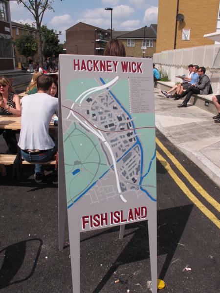 Hackney Wick/Fish Island