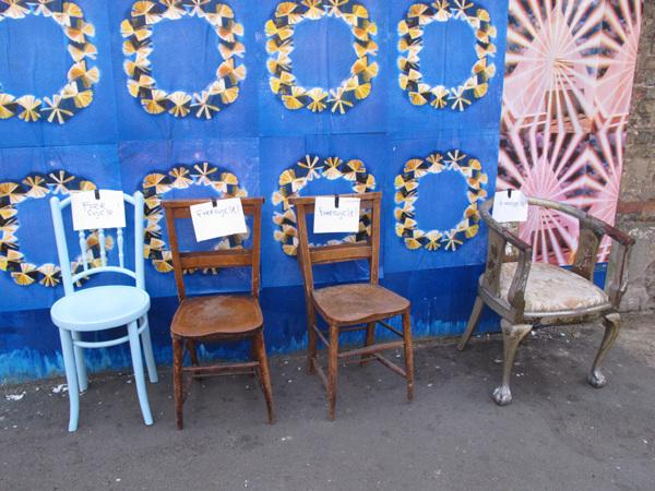 Freecycle chairs