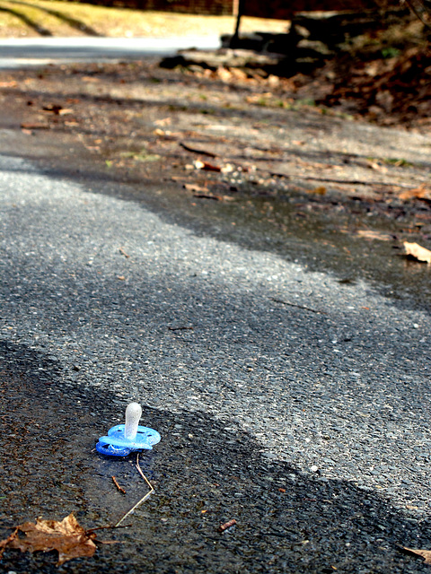 Lost Pacifier