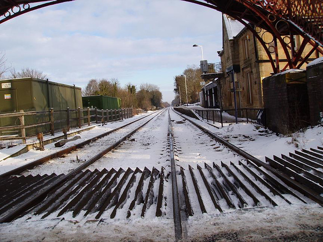 TiG - level crossing
