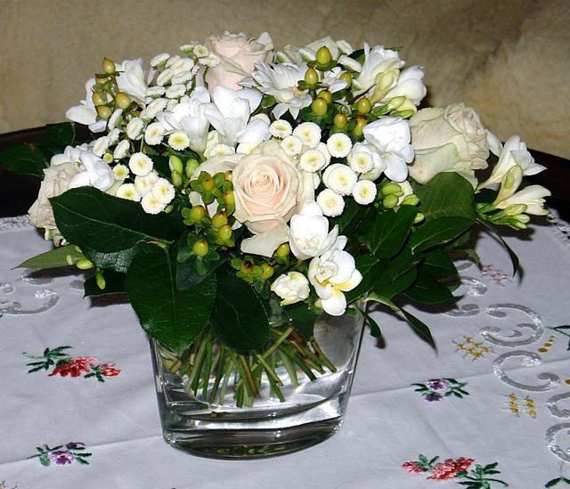 Blumen für M.