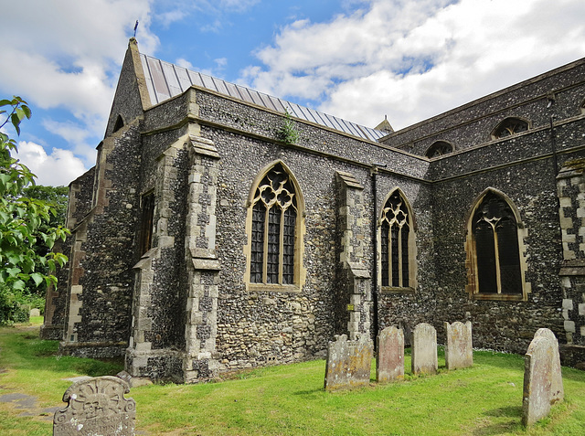st. mary of charity, faversham, kent