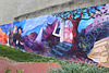 """Life in Motion"" Mural – Jacksonia Street, Central Northside, Pittsburgh, Pennsylvania"