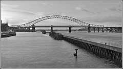 Runcorn bridges
