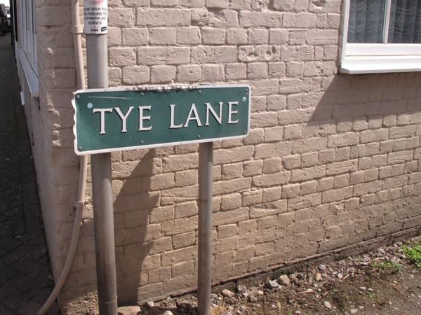 Tye Lane