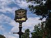 Farnborough Village sign