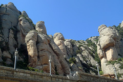 Spain - Catalonia, Montserrat