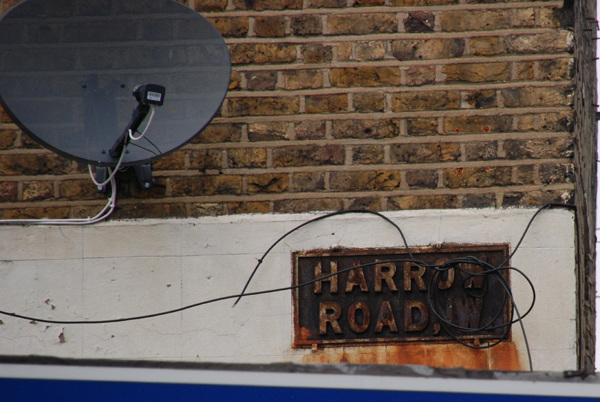 Harrow Road W