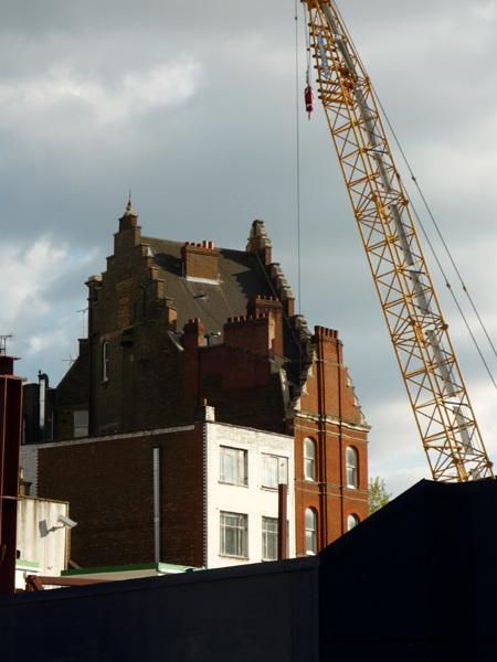 St Giles development