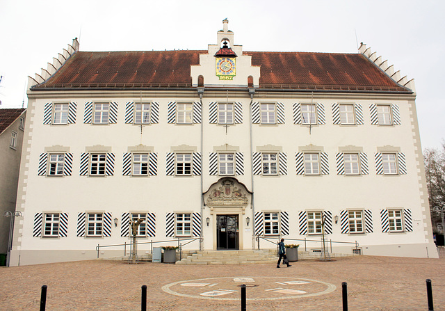 Altes Schloss  (heutiges Rathaus)