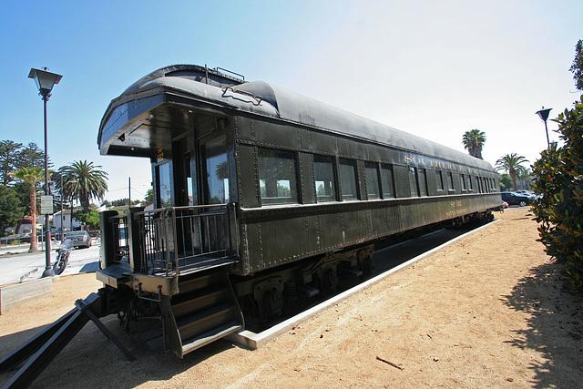 At Santa Barbara Station (2055)