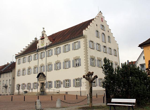 Rathaus  (altes Schloss)