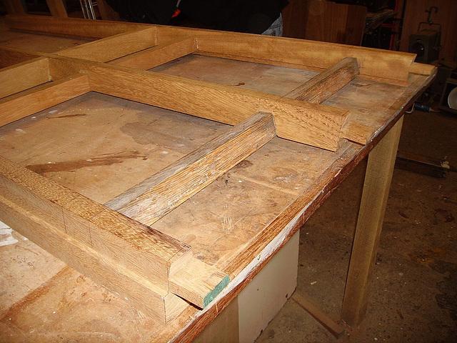 BM FC - panel rebuild