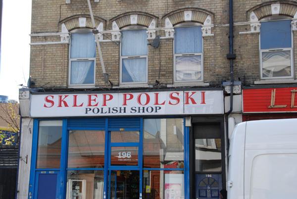 Go sklepping in Stratford
