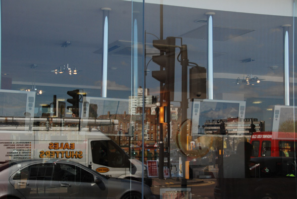Stratford reflected