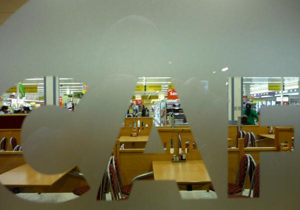 Caf - Morrisons, Stratford