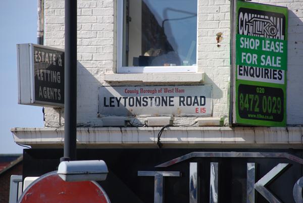 Leytonstone Road E15