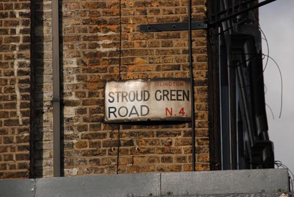 Stroud Green Road N4