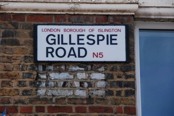 Gillespie Road N5