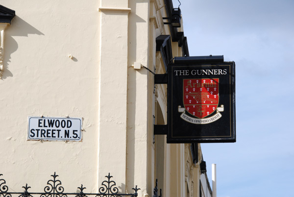 Elwood Street N5