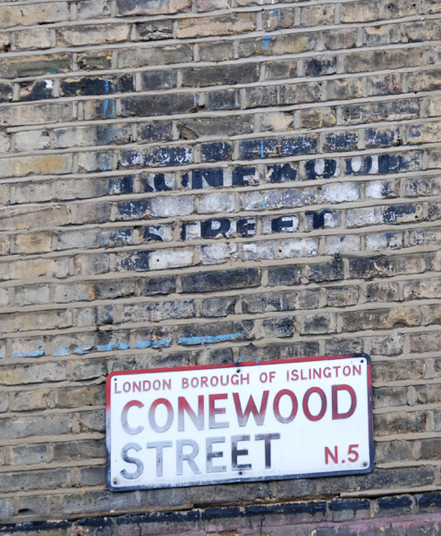 Conewood Street N5