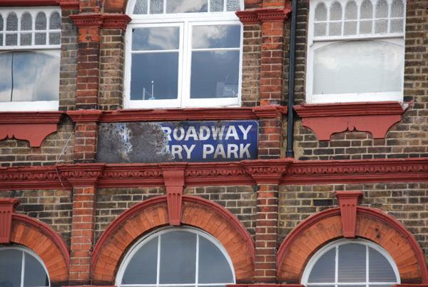 The Broadway,  Highbury Park