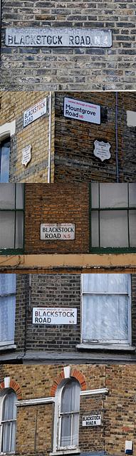 Blackstock Road x 5
