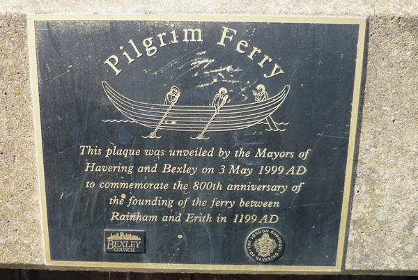 Pilgrim Ferry