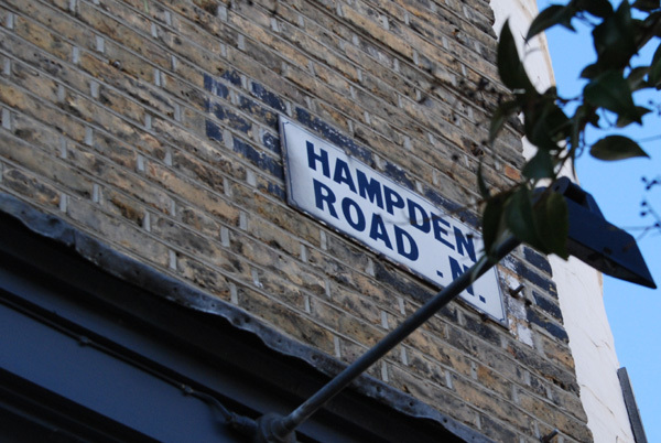 Hampden Road N
