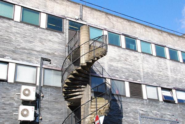Concrete spiral