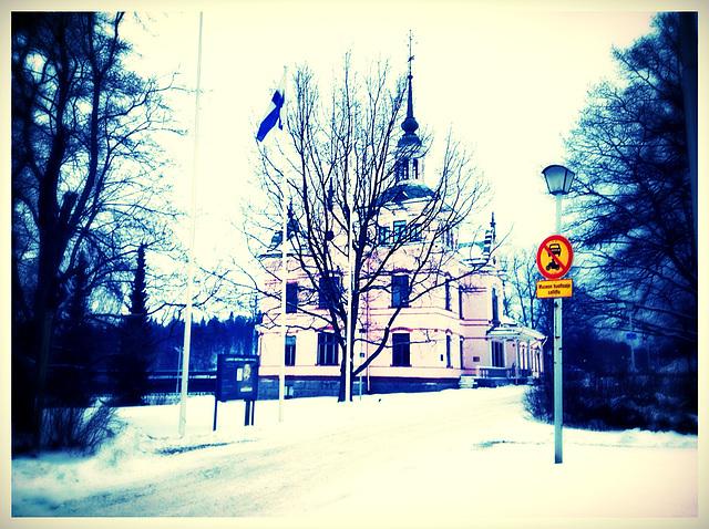 Muzeo de urbo Lahti (Finnlando)
