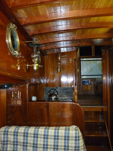 MF - looking aft in main cabin
