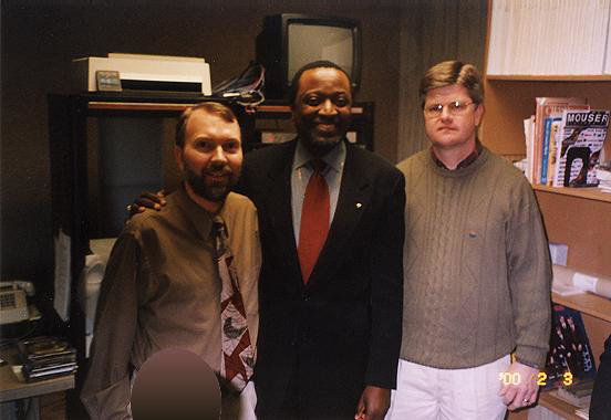 Dr. Alan Keyes comes to WELP, 2000.BMP