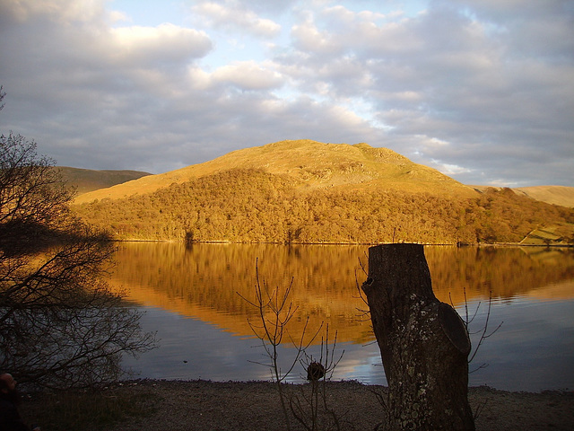 gbw - Ullswater in a calm mood