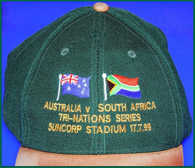 Rugby Souvenir Australia v South Africa