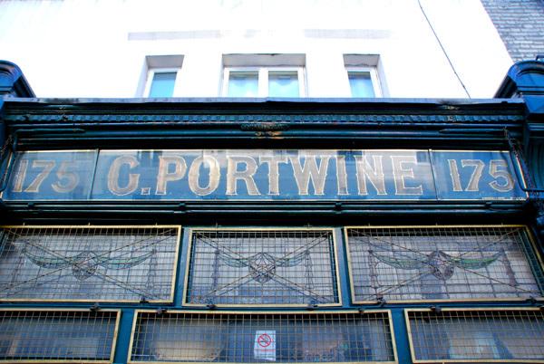 C. Portwine