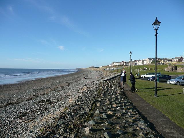 West Cumbrian coast