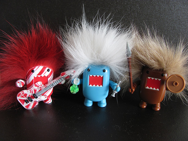 Hairy Domos (Hairy Domos 4/7)