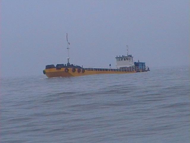 TiG - Sandsend at sea