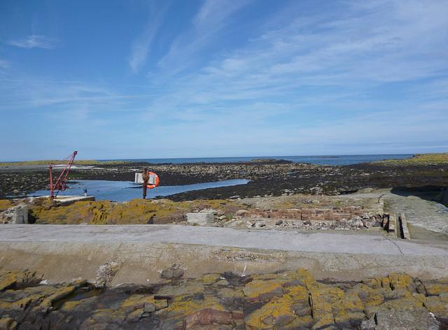 TiG - Longstone Island