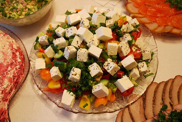 Блюда в греции